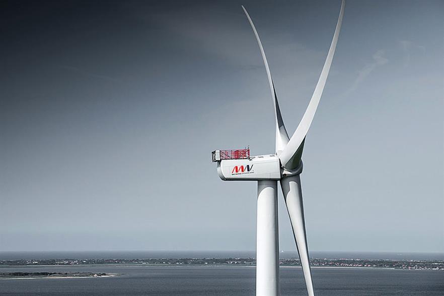 Power boost… MHI Vestas takes V164 to 9.5MW