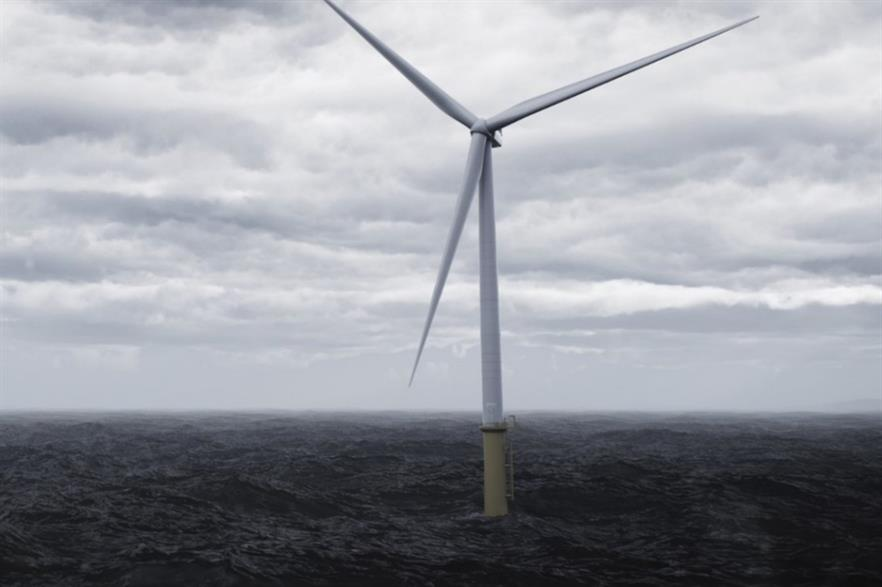 Delivery and installation of MHI Vestas' V174-9.5MW turbine are scheduled for 2022 and 2023