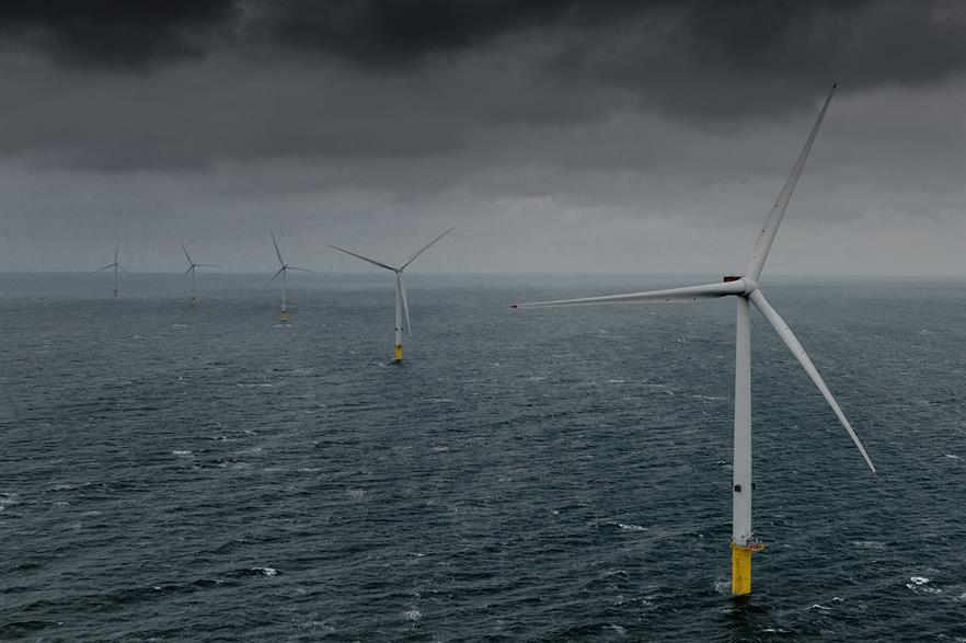Triton Knoll is set to feature the MHI Vestas V164 9.5MW turbine