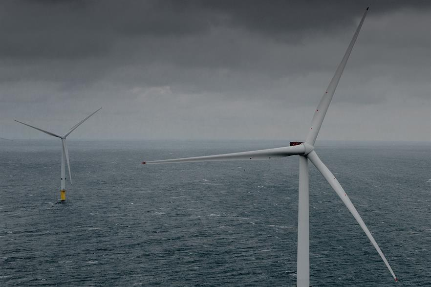 A total of 77 MHI Vestas V164 9.5MW turbines will be installed at Borssele III & IV