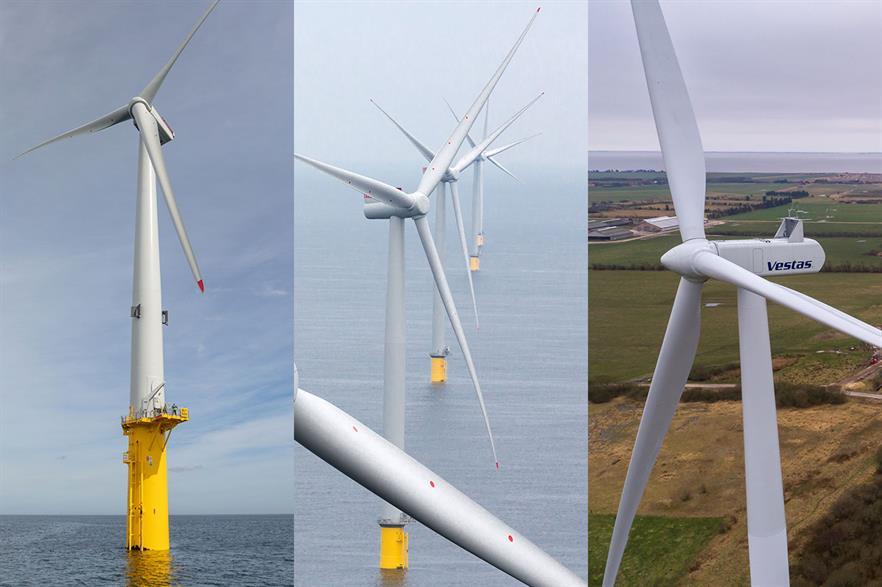 MHI Vestas, Siemens Gamesa and Vestas are looking at ways to standardise minor turbine processes