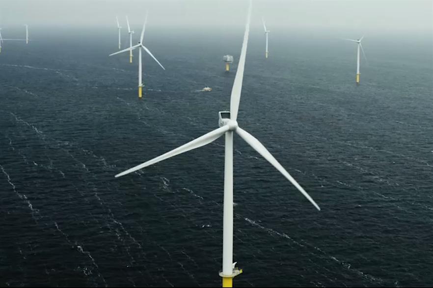 E.on will install 116 MHI-Vestas V112 turbines at Rampion