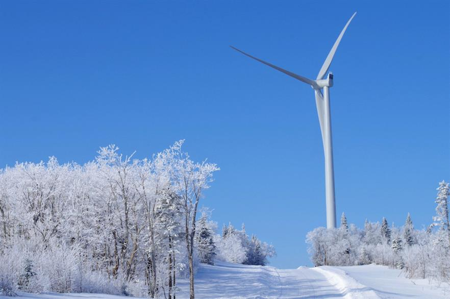 Pattern commissioned the 147MW Mont Sainte-Marguerite site in Canada in the first half of 2018