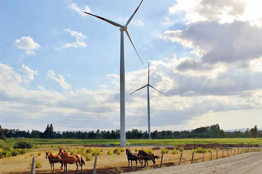 Experience… Mainstream already has solar and wind prjects in Chile