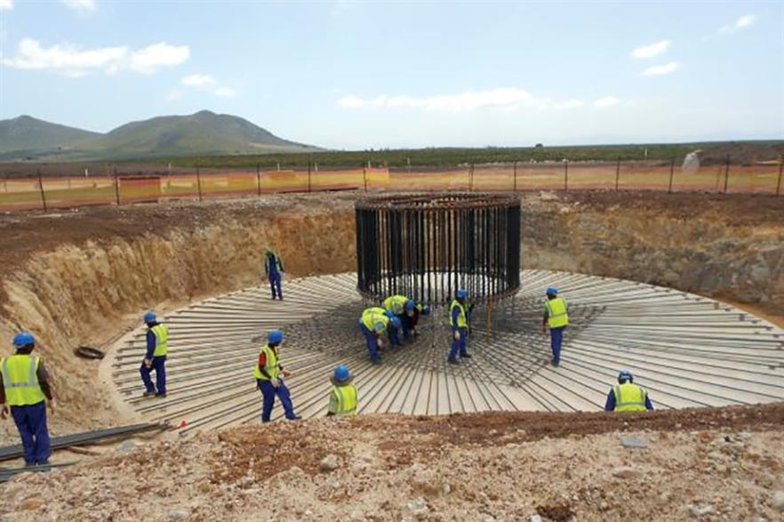 Mainstream also developed the 138MW Jefferys Bay project in South Africa