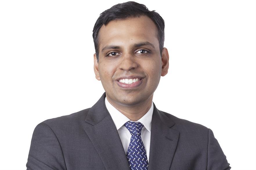 Raghuram Natarajan -- known as Ram -- takes over as Mainstream's APAC CEO