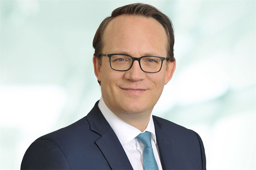 Markus Krebber will take over as CEO on 1 May