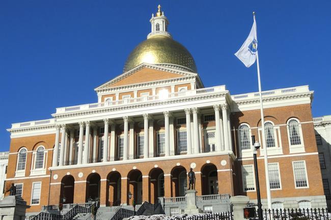 Massachusetts State House (pic: Pixabay)