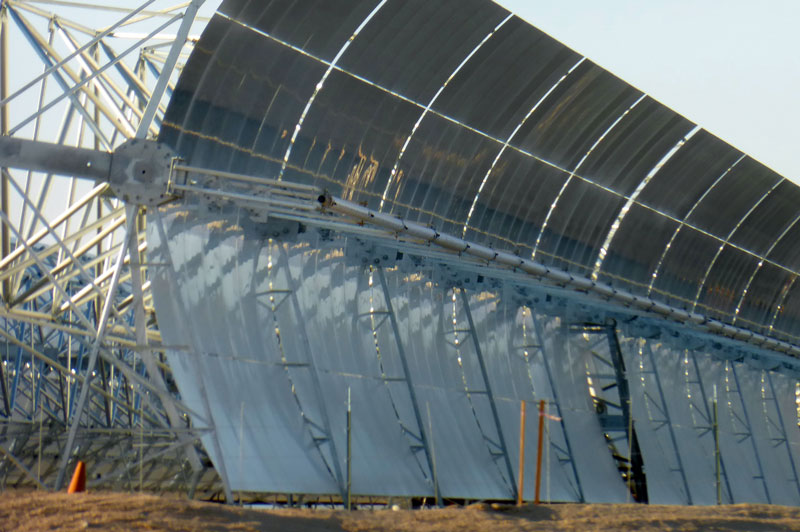Financial concerns over Abengo, with mainly solar assets, rattled confidence
