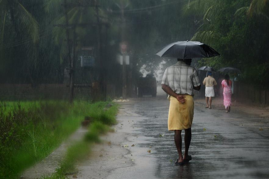Monsoon season in India runs between July and September (pic: Kamaljith K V/Flickr)