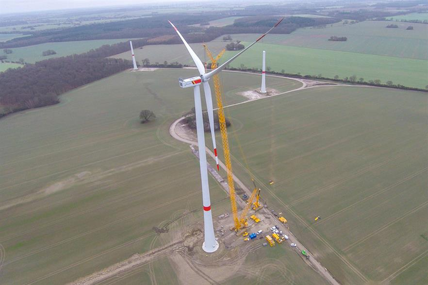 Nordex will supply the N131 turbine to the Argentine project