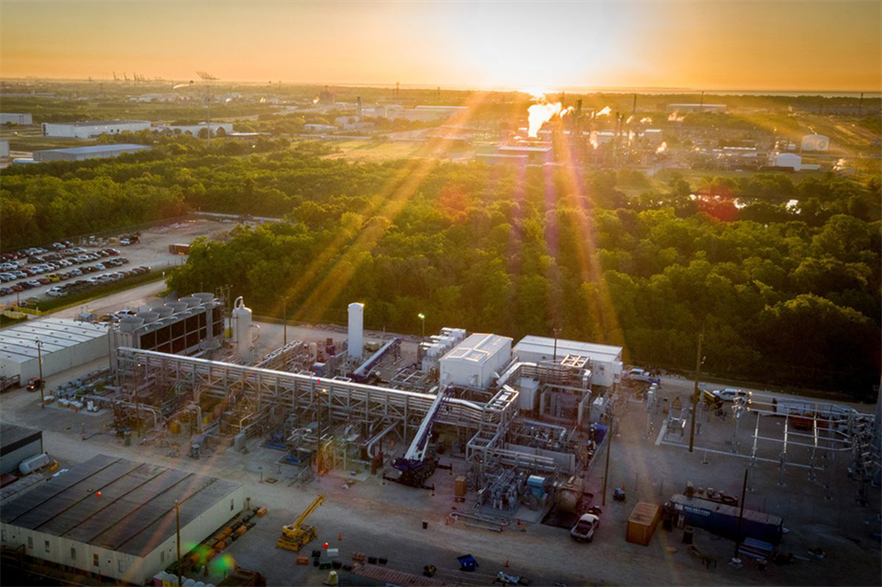Technologies such as carbon capture and storage will play a key role, but there are currently few examples, such as NET Power's oxy-combustion demonstration facility in Texas