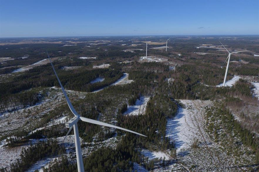 Nordex will optimise its 3.9MW turbines for the north Sweden climate