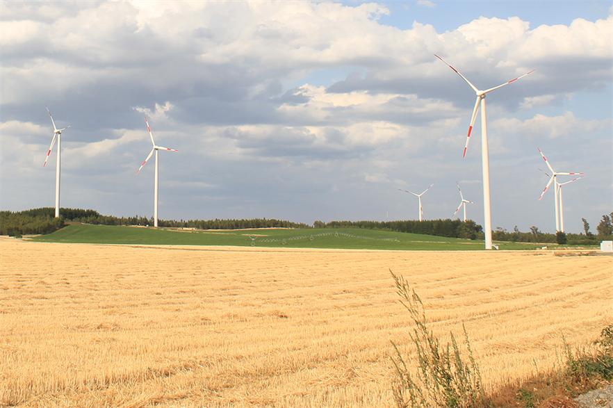 Mainstream has developed a number of projects in Chile, including the 33MW Negrete Cuel wind farm