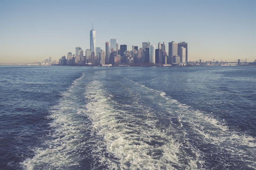 New York had previously set a target of up to 2.4GW of offshore wind capacity by 2030