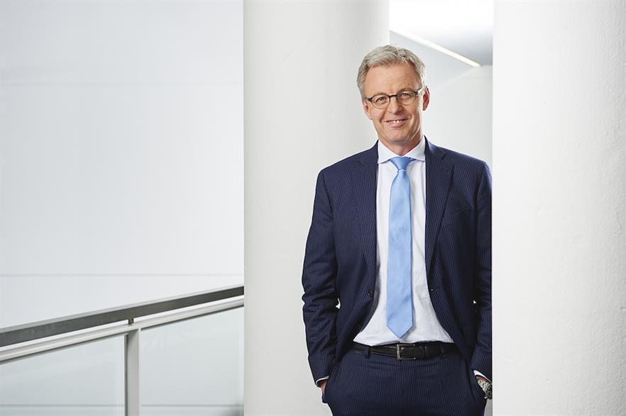 Lars Bondo Krogsgaard had served as MHI Vestas' co-CEO since 1 April, 2018 (pic credit: Christine Koch Hamburg)