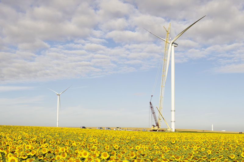 France targets 35.6GW of onshore wind capacity by 2028, up from about 16.54GW today (pic credit: Nordex)