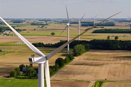 Nordex's best-selling N117/2400 turbine