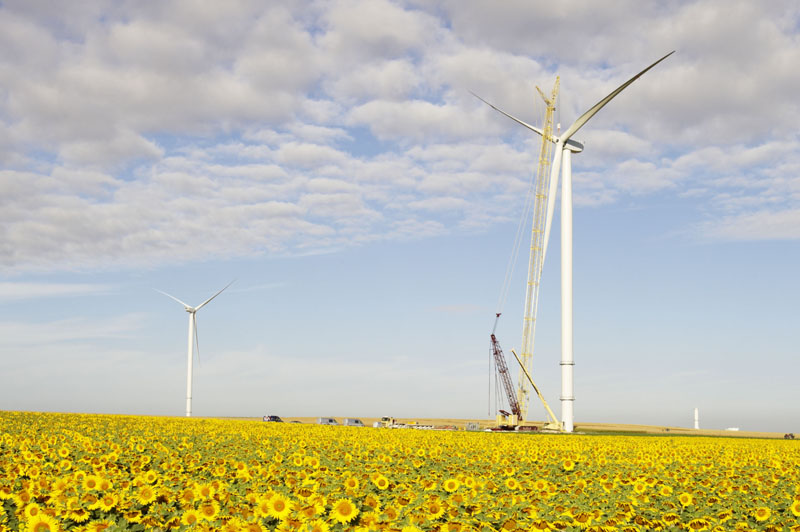 No wind farms were awarded in France's experimental joint-technology tender (pic: Nordex)