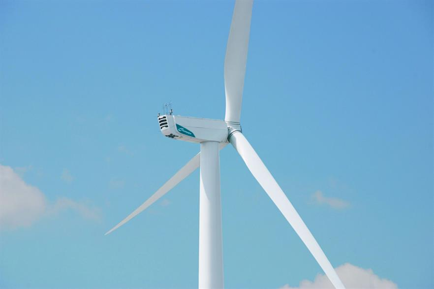 Nordex will supply its N100/2500 turbine to the unnamed project in Uruguay