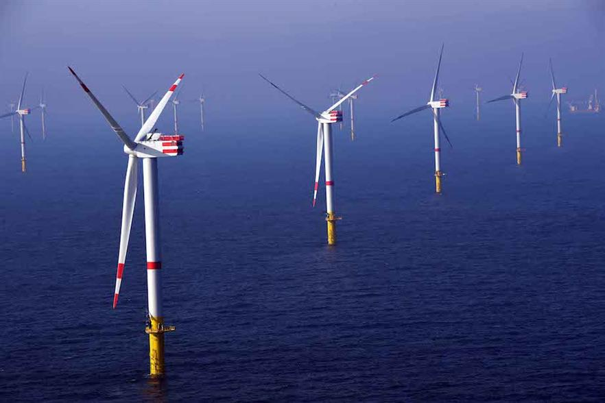 RWE has already helped to develop 930MW of offshore wind capacity operating in German waters, including the 332MW Nordsee One