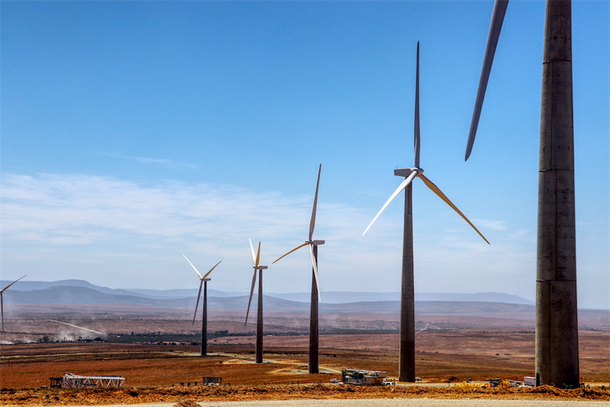 Enel Green Power recently connected its 148MW Nxuba wind farm in South Africa to the grid