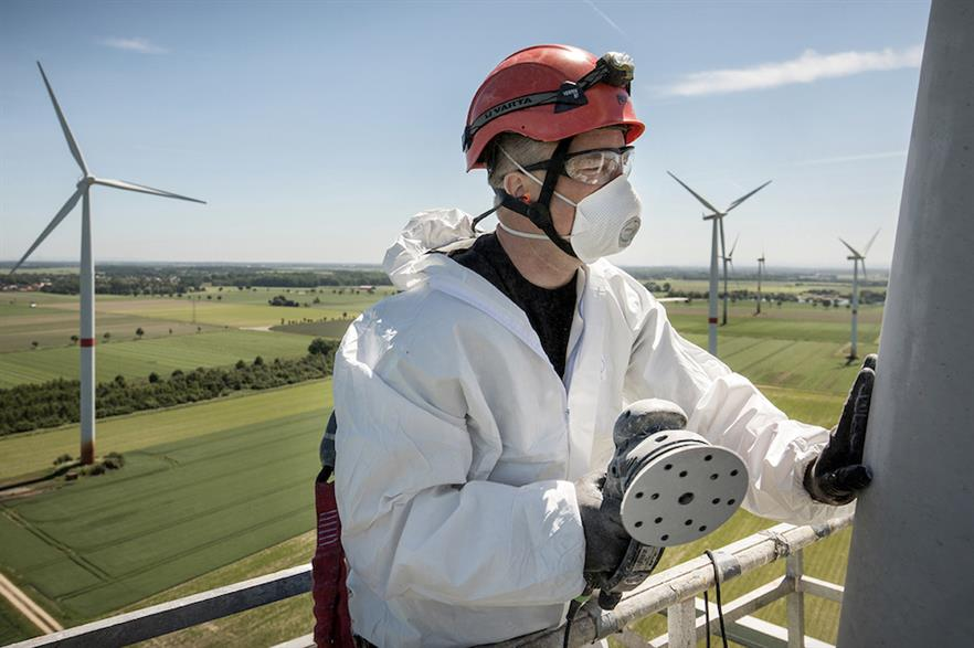 Wind power has ridden through the first wave of the Covid-19 pandemic surprisingly well on the global scale (pic credit: Deutsche Windtechnik)