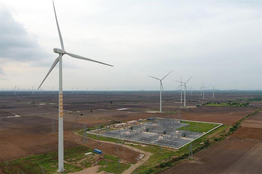 Greenko are set to take over Orange Renewable