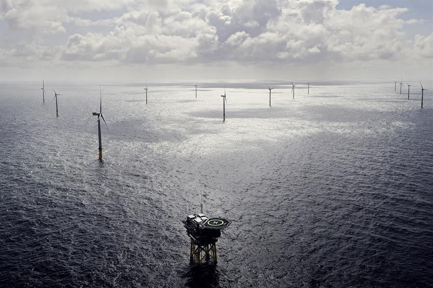 Ørsted completed the 312MW Borkum Riffgrund 1 site, adjacent to where the new project will be, in 2017