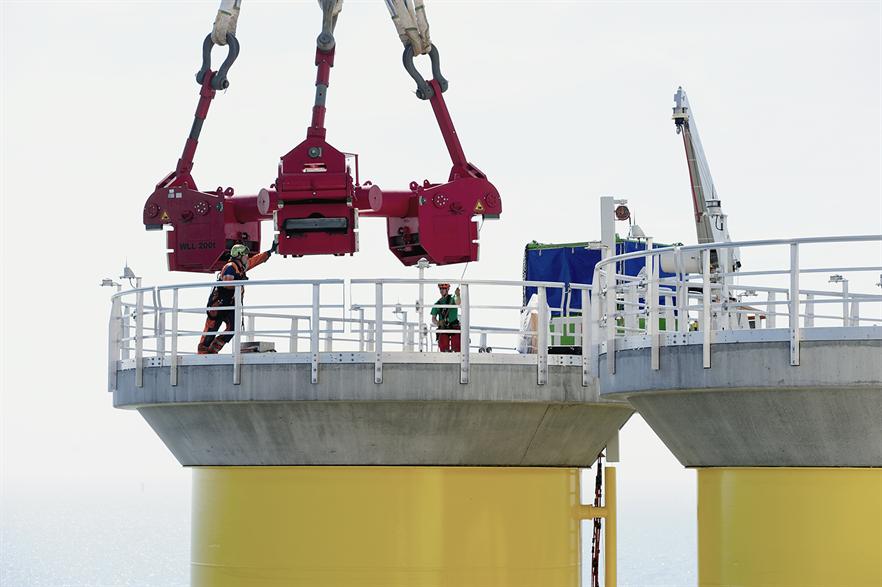 Ørsted's wind business underlying profit grew 74% in 2017