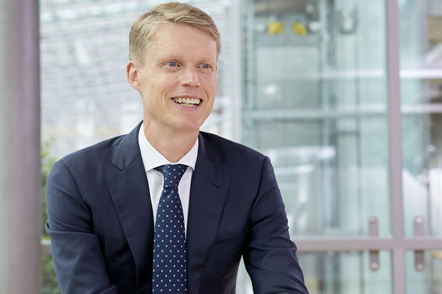 Ørsted CEO Henrik Poulsen has set an ambitious course for offshore wind development