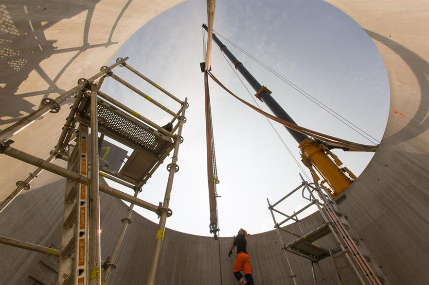Construction and permitting of wind projects in Germany has slowed considerably (pic: PNE)