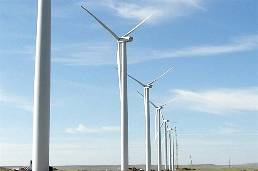Pacificorp subsidiary Rocky Mountain Power will add 1.15GW of wind farms in Wyoming by 2020