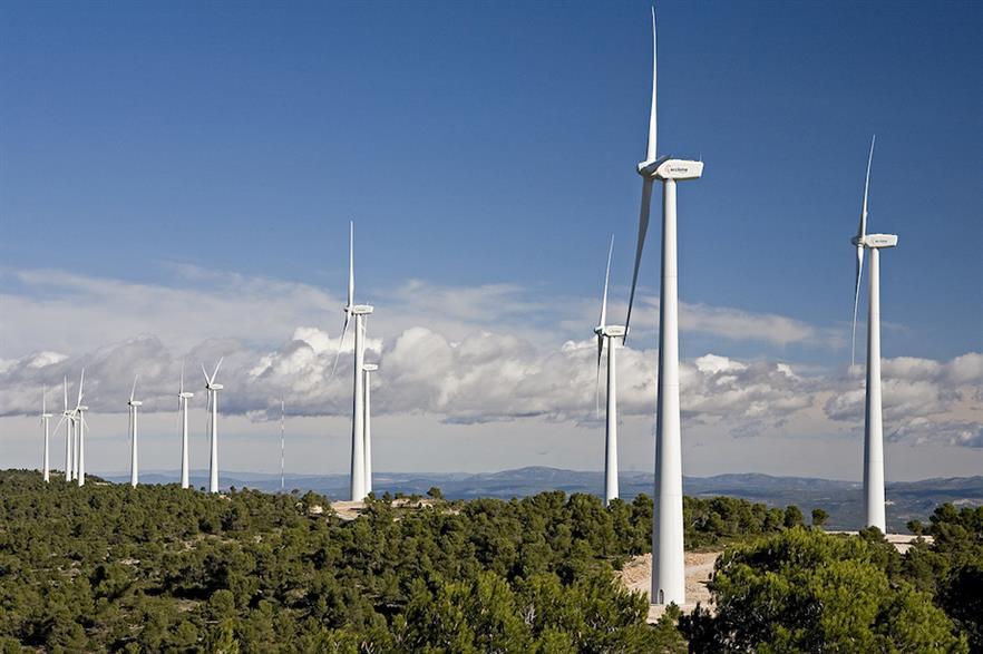 Through its Acciona Energy subsidiary, Acciona develops renewable energy projects