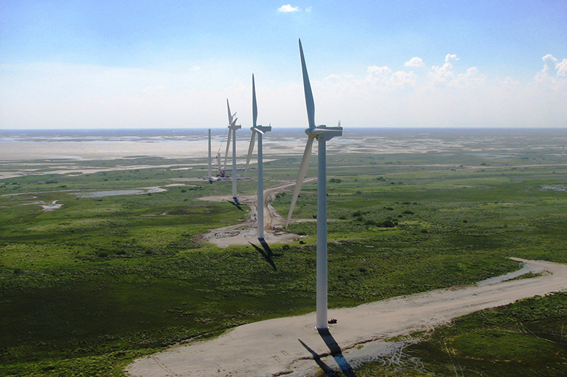 Pattern Energy plans to repower its Gulf Wind project in Texas next year