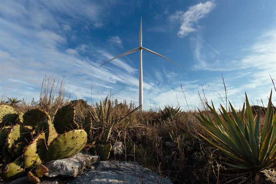 Texas' wind projects produced more electricity than its coal counterparts in H1 2019 (pic: Pattern Energy)