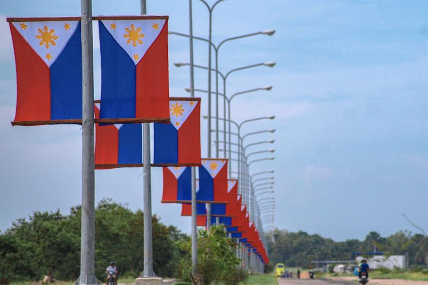 The Philippines has 475MW of operational wind power capacity, according to Windpower Intelligence (pic: Scott Arreglo)