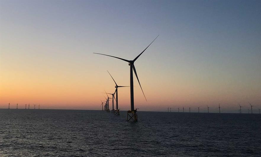 Larger projects with bigger turbines have brought down the levelised cost of offshore wind (pic: ScottishPower Renewables)