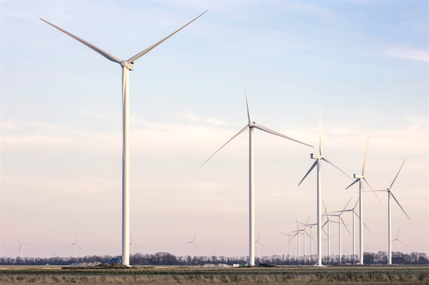 The Netherlands (1.98GW) connected the most wind capacity to the grid in 2020 (pic credit: Vattenfall)