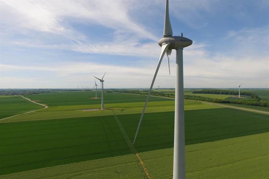France procured 516MW in its third onshore wind auction (pic: Quadran)