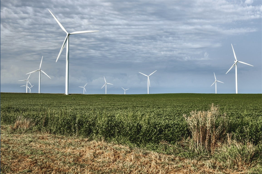 Between January and August this year, 446MW of wind power capacity was commissioned in Russia (pic credit: RAWI)