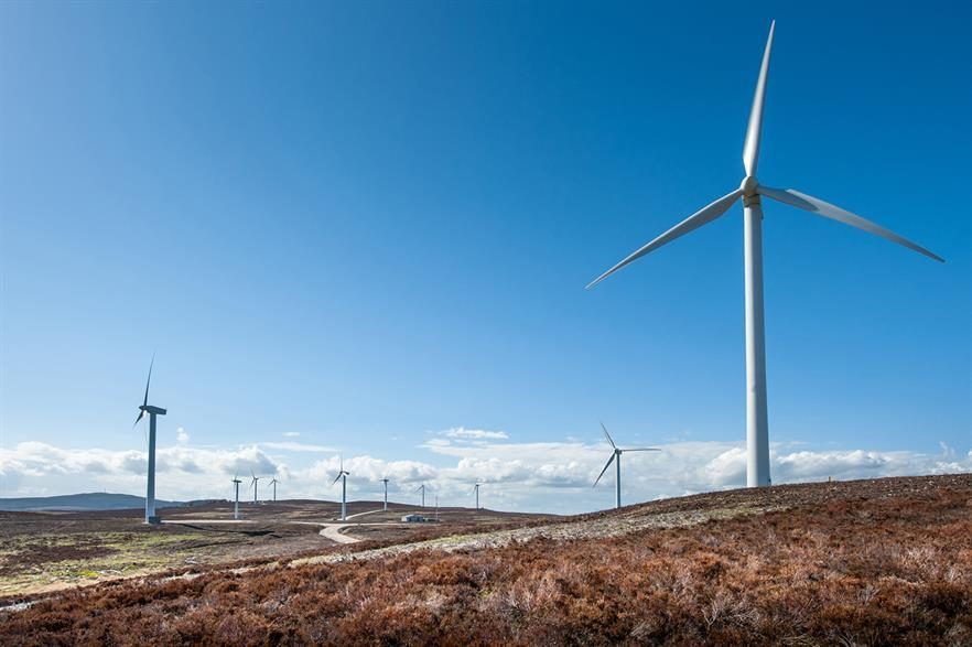 Wind would provide around 37% of the 139 countries' energy use, the researchers claim (pic: TRIG)