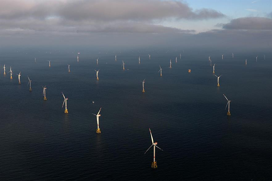RWE's 295MW Nordsee Ost helped the company's renewable division's profit to more than double