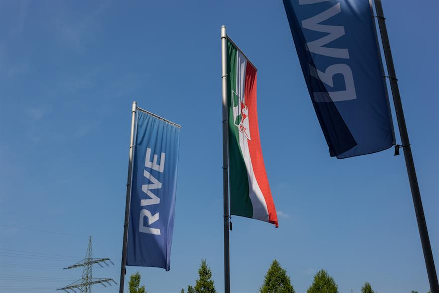 RWE is due to take over the renewable energy and gas storage businesses of Innogy and E.on (pic: Lutz Kampert)