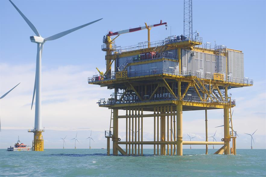 Ramboll's energy and oil and gas divisions worked together on a Chinese offshore wind project