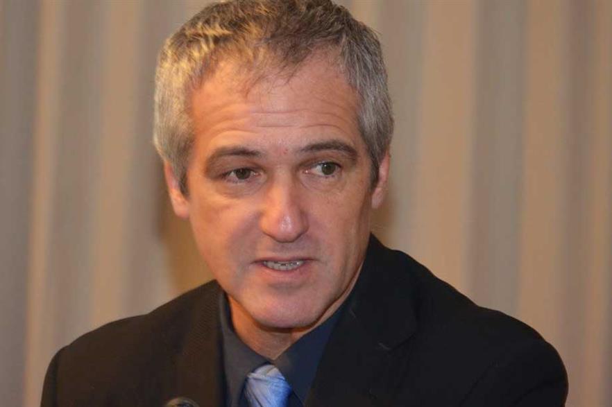 Uruguay national director of energy Ramón Méndez