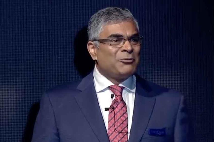 Ravi Kailas, chairman of Mytrah Energy (pic credit: Mytrah Energy/YouTube)