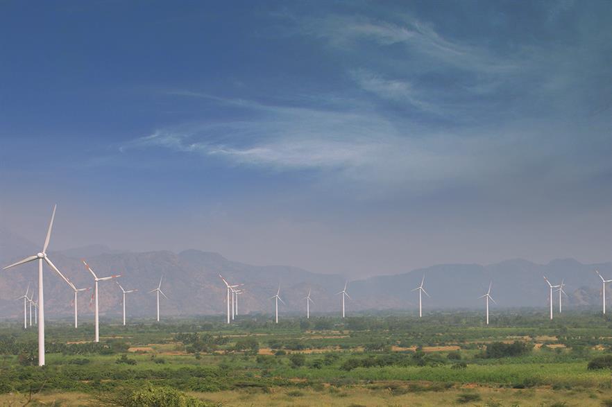 ReGen Powertech combined wind and solar in 2014