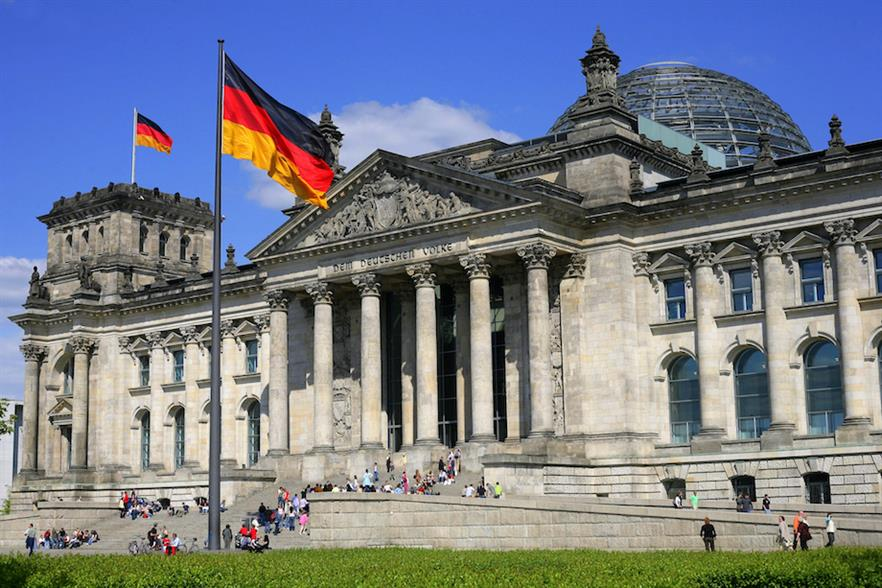 The German government's plans on the climate breakdown failed to convince industry (pic: Wikimedia Commons)