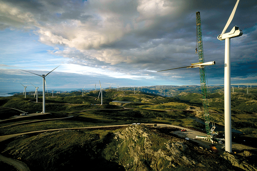 Statkraft aims to add 2.5-3GW of new renewables capacity annually towards 2025
